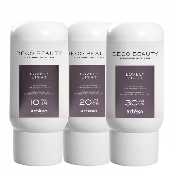DECO BEAUTY LOVELY LIGHT CREAM DEVELOPER